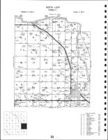 North Loup Township, Valley County 1985